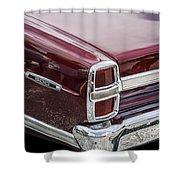 1967 Ford Fairlane 500xl Shower Curtain