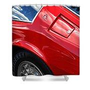 1967 Maserati Ghibli Shower Curtain