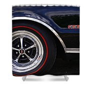 1967 Olds 442 Shower Curtain