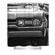 1967 Oldsmobile 442 Shower Curtain