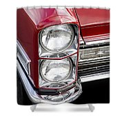 1968 Cadillac Deville You Looking At Me Shower Curtain