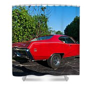 1969 Buick Gs Shower Curtain