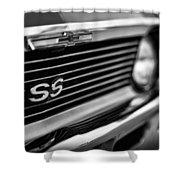 1969 Chevy Nova Ss  Shower Curtain