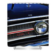 1969 Ford Torino Gt Shower Curtain