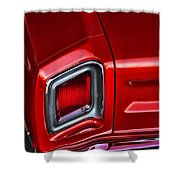 1969 Plymouth Road Runner Shower Curtain