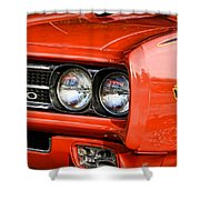 1969 Pontiac Gto The Judge Shower Curtain