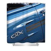 1970 Plymouth Gtx 440 Shower Curtain