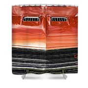 1971 Buick Gs Sport Coupe Shower Curtain