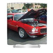 1971 Chevrolet Camaro Shower Curtain