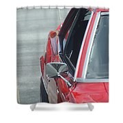 1971 Chevy Camaro Shower Curtain