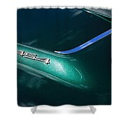 1971 Chevy Corvette 454 Shower Curtain
