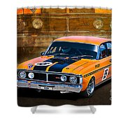 1971 Ford Falcon Xy Gt Shower Curtain