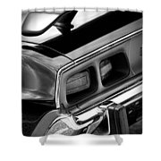 1973 Dodge Challenger Shower Curtain