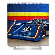 1974 Can-am Sting Gw1 Shower Curtain