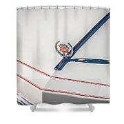 1976 Cadillac Eldorado   Shower Curtain