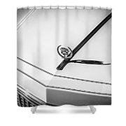 1976 Cadillac Eldorado Bw   Shower Curtain