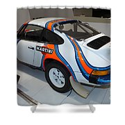 1978 Porsche 911 Sc Shower Curtain