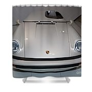 1987 Porsche 911 Carrera 3.2 Speedster Studie Shower Curtain