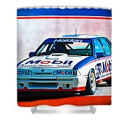 1987 Vl Commodore Group A Shower Curtain