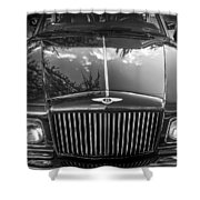 1990 Bentley Turbo R Shower Curtain