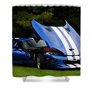 1997 Viper Hennessey Venom 650r 4 Shower Curtain