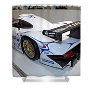 1998 Porsche 911 Gt1 Shower Curtain