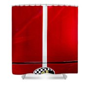 1999 Shelby Cobra Shower Curtain