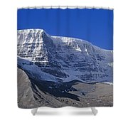 1m3732-h-snow Dome Shower Curtain