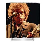 Bob Dylan '79 Shower Curtain
