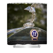 1922 Isotta-fraschini Shower Curtain
