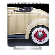 1936 Ford Cabriolet  Shower Curtain