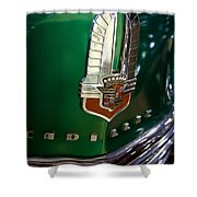1941 Cadillac Series 62 Convertible Sedan Shower Curtain