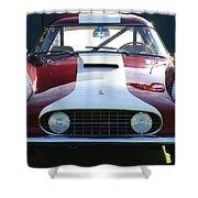 1959 Ferrari 250 Gt Lwb Berlinetta Tdf Shower Curtain