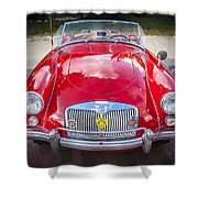 1960 Mga 1600 Convertible Shower Curtain
