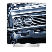 1966 Chevy Impala Ss Convertible Shower Curtain