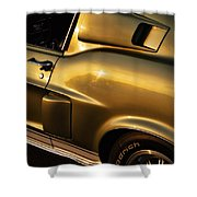 1968 Ford Mustang Shelby Gt 350 Shower Curtain