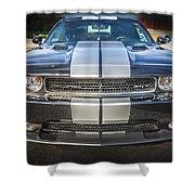 2013 Dodge Challenger Srt Shower Curtain