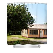 2666 Cottage Shower Curtain