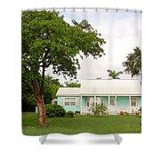 515 Cottage Shower Curtain