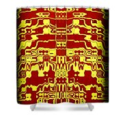 Abstract Series 1 Shower Curtain