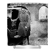 Adolf Hitler Shortly After His Release From Prison 1924 1924-2012 Shower Curtain