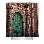 Afternoon Nap Shower Curtain by James Brunker