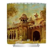Aitchison College Shower Curtain