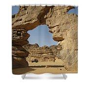 Algeria Desert Shower Curtain