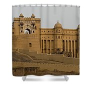 Amber Fort, India Shower Curtain