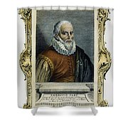 Ambroise Pare (1517?-1590) Shower Curtain by Granger