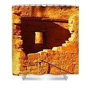 Anasazi Ruins Shower Curtain