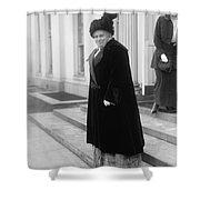 Anna Howard Shaw Shower Curtain