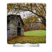 Appalachian Autumn Shower Curtain