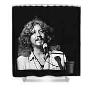 Arlo Guthrie Shower Curtain